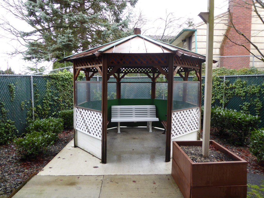 Gazebo at New Horizons
