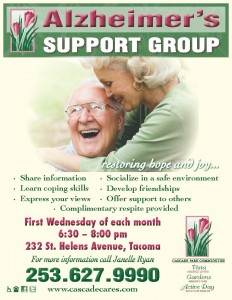 Cascade Park MCP Support Group 0712